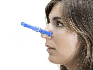 Затруднения носового дыхания