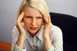 Мигрень как симптом атеросклероза