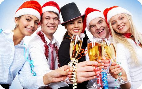 Праздник с алкоголем