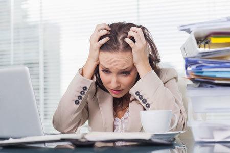 Депрессия на работе