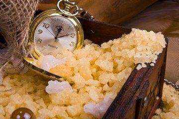Соблюдения времени приема солевых ванн