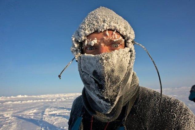 Как выжить в морозы