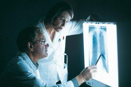 Рентгеновское исследование при эмфиземе легких