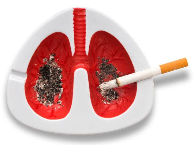 Курение как причина эмфиземы легких