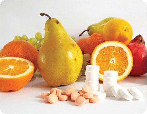 Полезные фрукты зимой