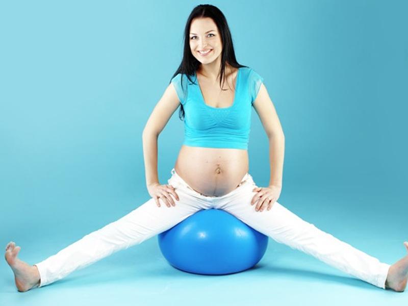 Упражнения при беременности