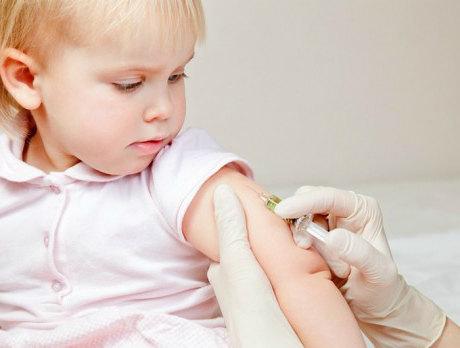 Вакцинация от кори