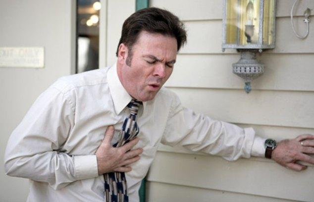 Боли в сердце и каешль