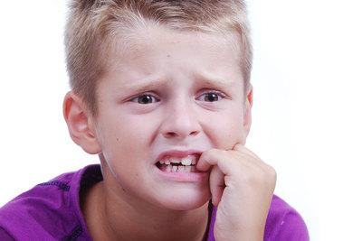 онихофагия у детей