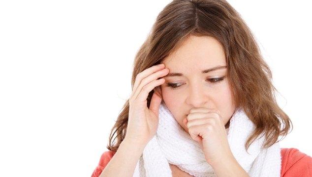 Кашель и заложенность носа