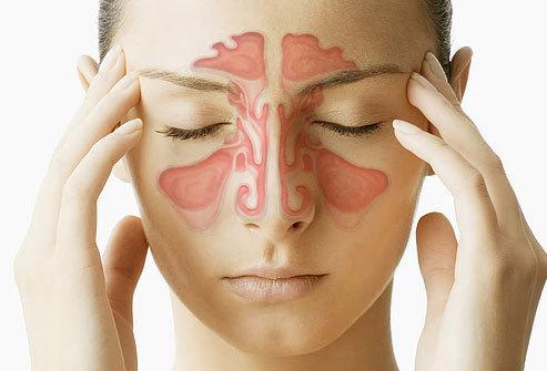 заболевания ЛОР органов при гриппе