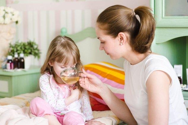 Что делать во время рвоты у ребенка