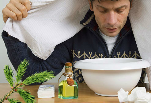 ингаляции при лечении гриппа