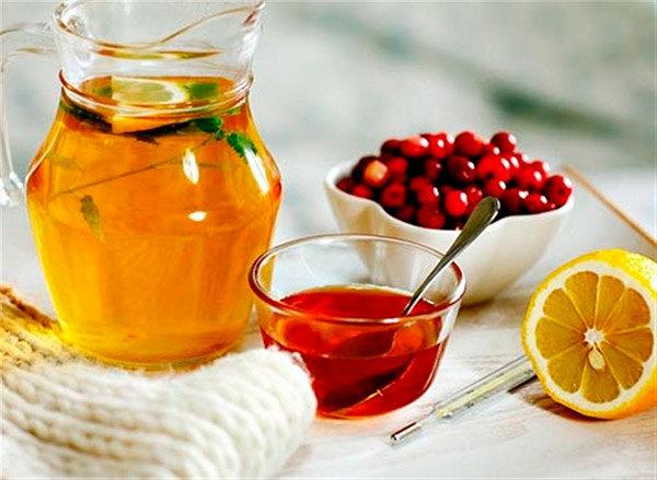 Полезные продукты для лечения гриппа