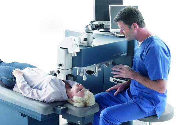 Анализы перед проведением лазерной коррекции зрения