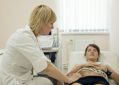 гинекологический массаж при параметрите
