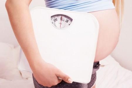 Снижение веса перед родами