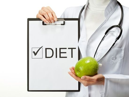 Диета при непроходимости пищевода