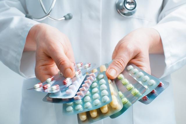 Медикаментозное лечение непроходимости пищевода